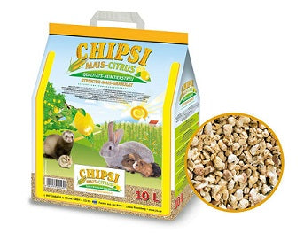 Chipsi Mais-Citrus - The Happy Dolphin Pets