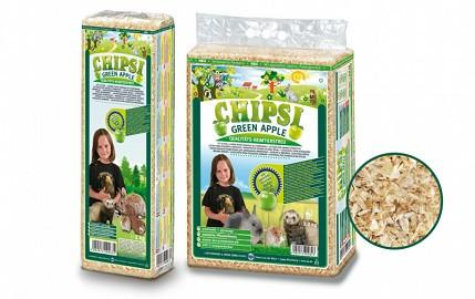 Chipsi Plus Green Apple 3.2KG - The Happy Dolphin Pets