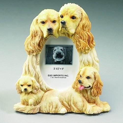 Cocker Spaniel Large Frame - FREE with orders over AED510 - The Happy Dolphin Pets