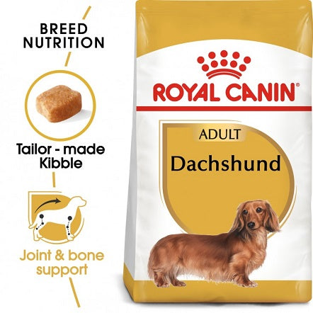 Royal Canin Dachshund Adult Food 1.5kg - The Happy Dolphin Pets