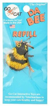GoCat Da Bee Refill - Made in USA - The Happy Dolphin Pets