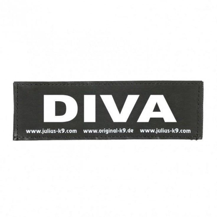 DIVA PATCH for Julius K9 Harness - Dubai