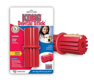 Kong Dental Stick/ Large & Medium - The Happy Dolphin Pets