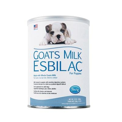 Esbilac Goat Milk PUPPY 340 Gram With Free 2 OZ Nursing KIT - The Happy Dolphin Pets