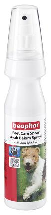Beaphar Feet Care Spray For Dogs - Makes the feet more resistant to hot asphalt - The Happy Dolphin Pets