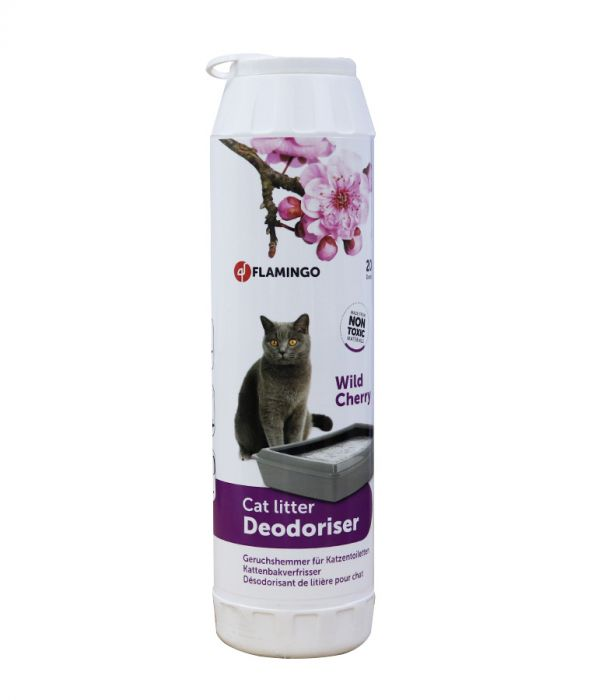 Flamingo Litter Deo Cat Wild Cherry - Dubai