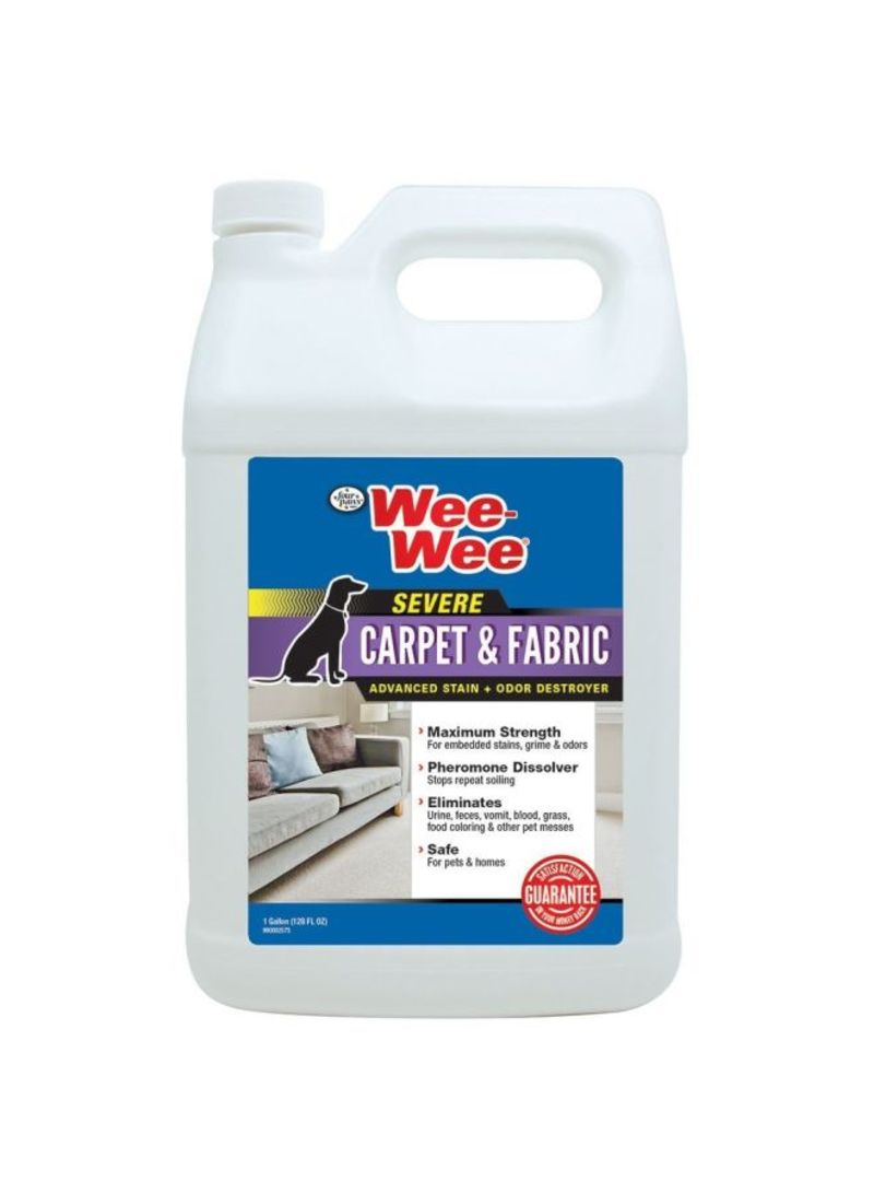 Four Paws Wee-Wee Carpet & Fabric Cleaner Severe Stain & Odor Remover - The Happy Dolphin Pets