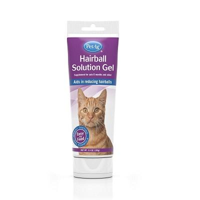 Hairball Solution Gel 100 Gram - The Happy Dolphin Pets