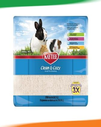KT Clean & Cozy White 250CU/4.3 Litres - The Happy Dolphin Pets