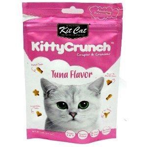 Kit Cat Kitty Crunch Tuna Cat Treat 60g - The Happy Dolphin Pets