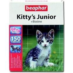 Kitty's Junior Treats + Biotine - The Happy Dolphin Pets