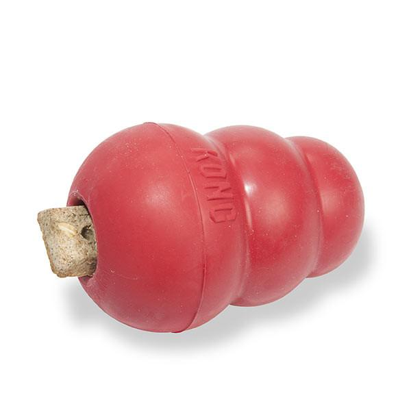 Kong Classic For Average Chewers/ 6 Sizes - Please choose the right size for your dog - The Happy Dolphin Pets