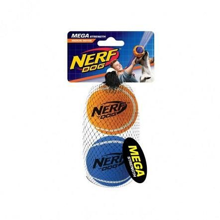 Nerf Mega Strength Balls - Medium (pack of 2) - The Happy Dolphin Pets