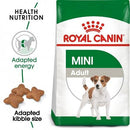 Royal Canin Size Health Nutrition Mini Adult - The Happy Dolphin Pets