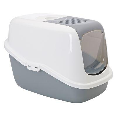 Savic Nestor Cat Litter Box - The Happy Dolphin Pets