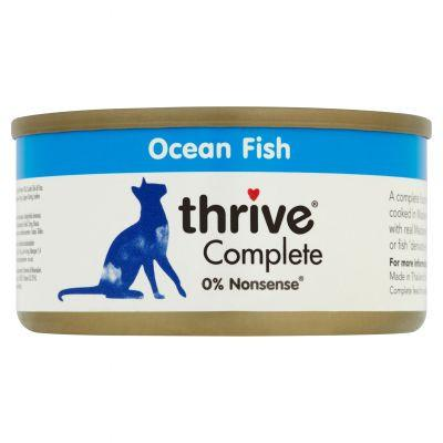 Thrive Complete Ocean Fish Cat Food 75g - The Happy Dolphin Pets