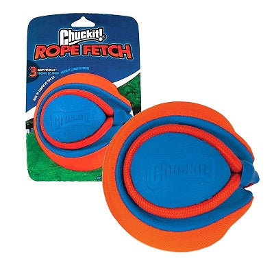 Chuckit Rope Fetch Dog Toy in Dubai