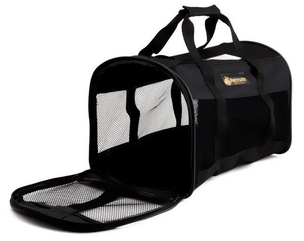 PETMATE SOFT SIDED KENNEL CAB/ Approved In-Cabin Airline Travel