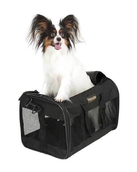 Petmate Soft Sided Kennel Cab/ Approved In-Cabin IATA Airline Travel Carrier - The Happy Dolphin Pets