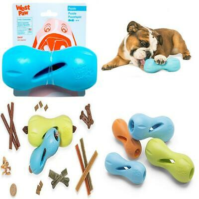 Westpaw Qwizl Treat Toy - The Happy Dolphin Pets