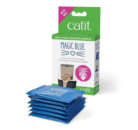 Catit Magic Blue Air Purifier REFILL - The Happy Dolphin Pets