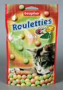 ROULETTIES MIX CAT TREATS 152.6GS - The Happy Dolphin Pets