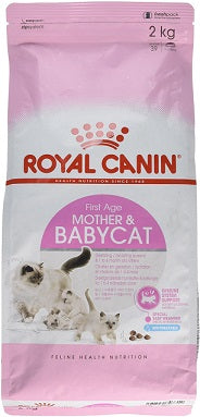Royal Canin Feline Health Nutrition Mother & BabyCat - 2 Sizes - The Happy Dolphin Pets