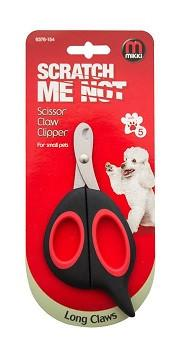 SCISSOR CLAW CLIPPER FOR SMALL PETS NEW