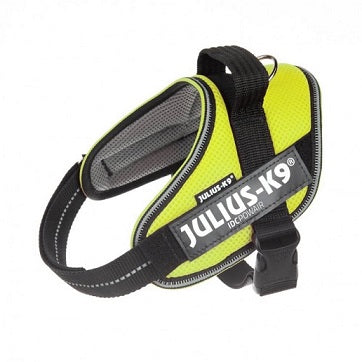 Julius K9 IDC POWAIR SUMMER Harness Small Neon - Dubai Pet Shop