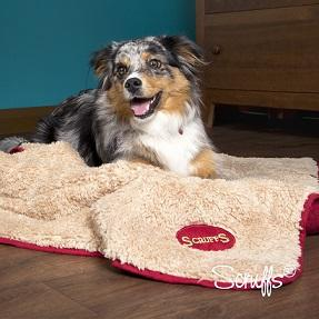 Scruffs Snuggle Blanket - Born & Bred in UK - The Happy Dolphin Pets