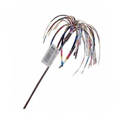 "Sparkler on 18"" rod - Made in USA - The Happy Dolphin Pets"