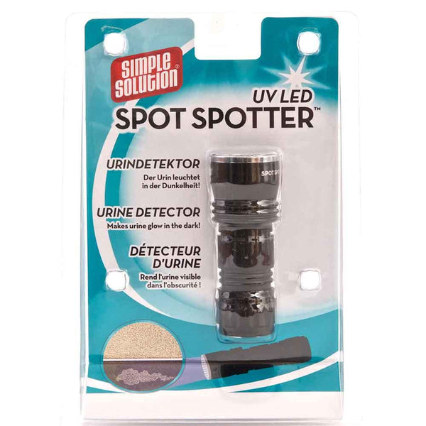 Simple Solution Spot Spotter HD Urine Detector - The Happy Dolphin Pets