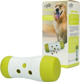TREAT FRENZY ROLL TOY FOR DOGS