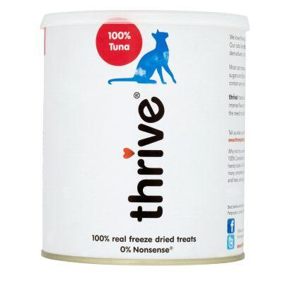 thrive Cat Treats Maxi Tuna 180g - The Happy Dolphin Pets
