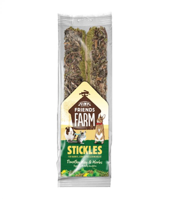 Supreme Tiny Friends Farm Hay & Herbs Stickles - Dubai Home Delivery