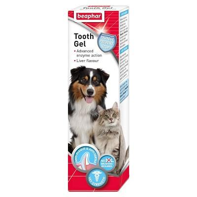 Beaphar Tooth Gel for Dogs and Cats 100g - The Happy Dolphin Pets