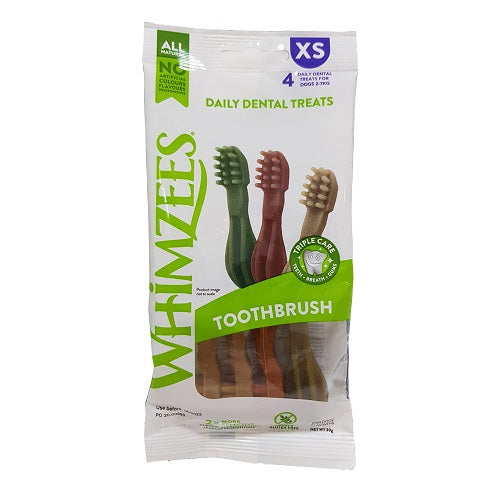 Whimzees Toothbrush XS Dog Treats in Dubai