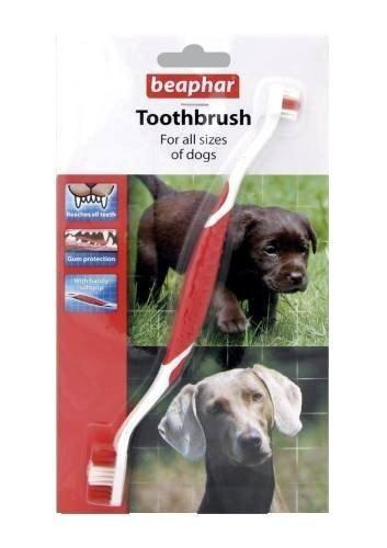 Beaphar ToothBrush for Use on Cats & Dogs - The Happy Dolphin Pets