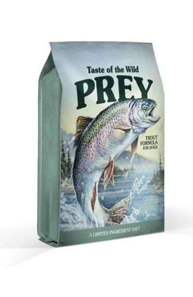 PREY TOTW Trout Limited Ingredient Formula for Dogs - The Happy Dolphin Pets