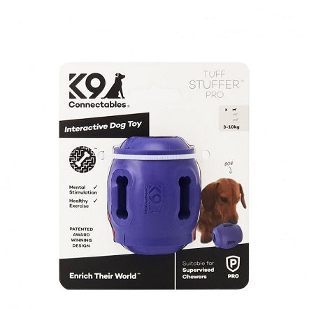 K9 Connectables Tuff Stuffer Pro Small - Dubaipetfood