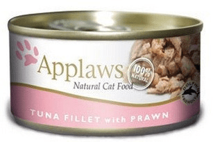 Applaws Tuna Fillet With Prawn