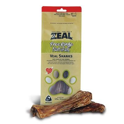Zeal Veal Shanks - 150g - The Happy Dolphin Pets