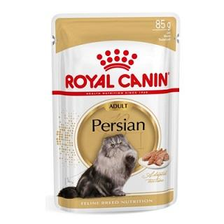 Royal Canin Persian Wet Cat Food - Loaf Mousse 85g - The Happy Dolphin Pets