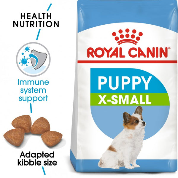 Royal Canin X-Small Puppy - 1.5KG - The Happy Dolphin Pets