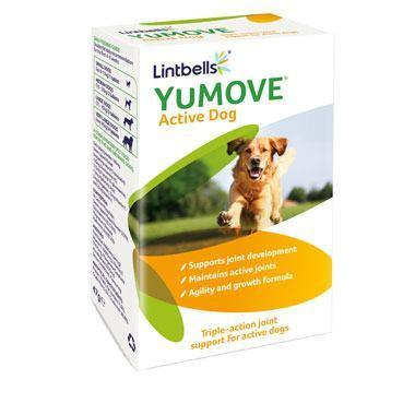 YuMove Dog Young and Active - The Happy Dolphin Pets