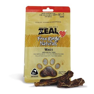 Zeal Wags -125g - The Happy Dolphin Pets