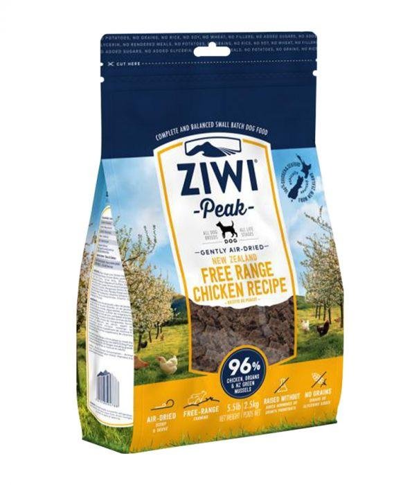 ZiwiPeak Air Dried Chicken Dog Food - The Happy Dolphin Pets