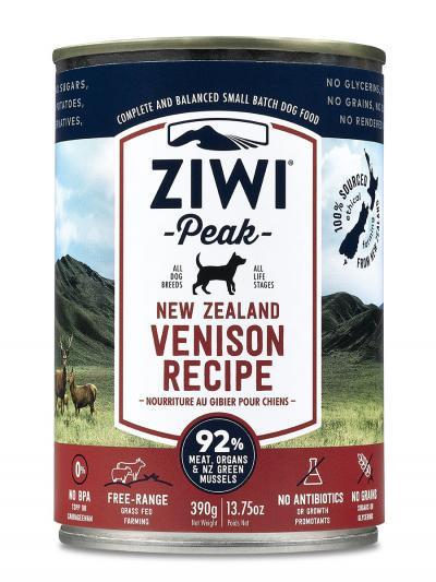 ZiwiPeak Venison Wet Dog Food - The Happy Dolphin Pets