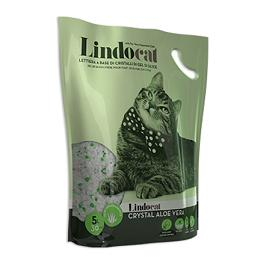 Lindocat Crystal Aloe Vera Scent Cat Litter 5L - The Happy Dolphin Pets