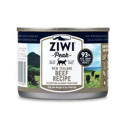 ZiwiPeak Moist Beef Cat Food - The Happy Dolphin Pets